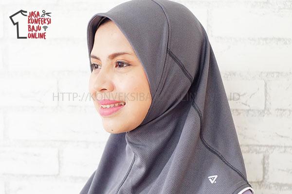 Jasa jahit hijab