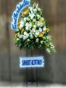 jual bunga papan jakarta