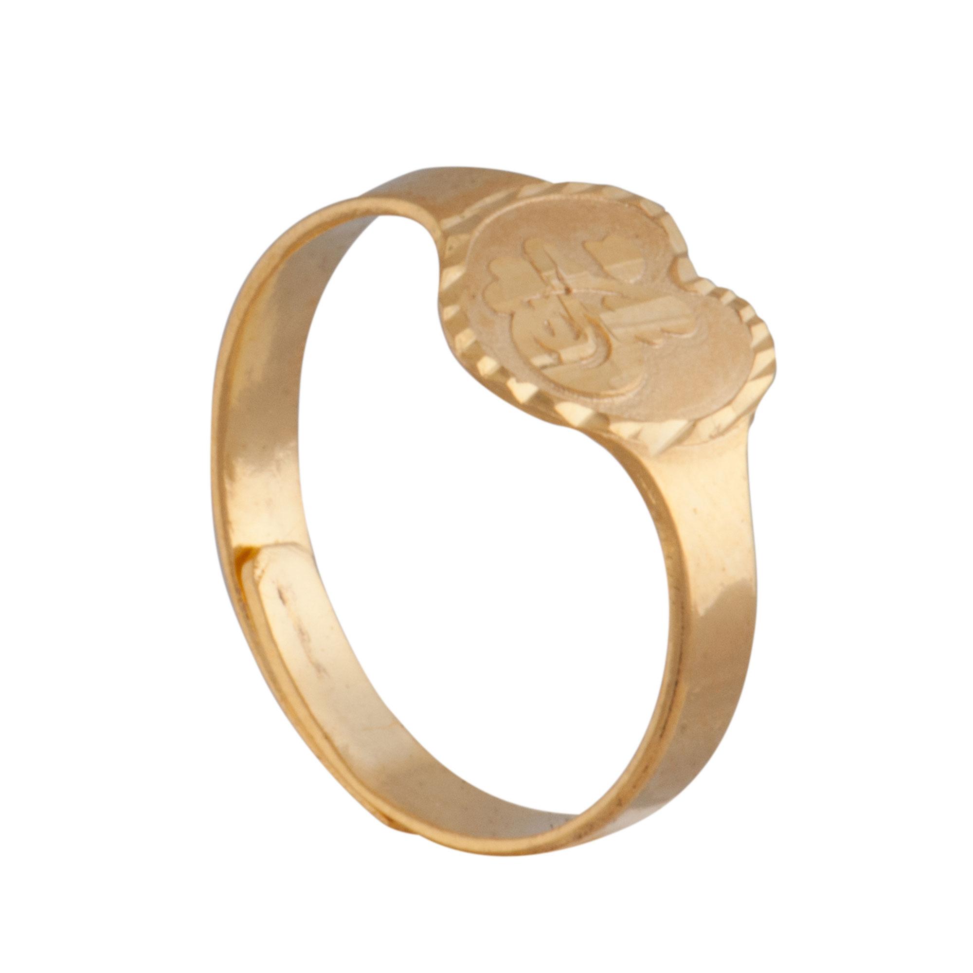 Memilih Cincin Emas untuk Anak yang Aman, Ini Tipsnya